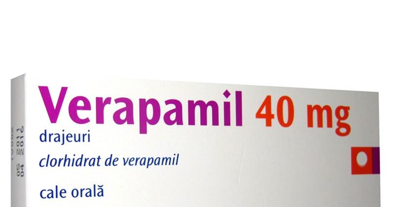 magas vérnyomás elleni gyógyszerek verapamil